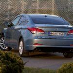 Hyundai i40 Sedanهیوندای آی40 سدان 2012-2019