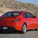 Hyundai Genesis Coupe pre faceliftهیوندای جنسیس کوپه فیس قدیم 2008-2016