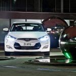 Hyundai Veloster 1.6L ATهیوندای ولاستر 1600 اتوماتیک 2012-2017