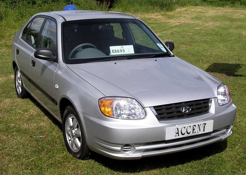 Hyundai Verna 1.5L Manualهیوندای ورنا 1500 دنده ای 1383-1390