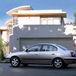Hyundai Avante Manualهیوندای آوانته دنده ای 1384-1391