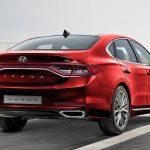 Hyundai Azera (grandeur) 2.4Lهیوندای آزرا (گرنجور) 2400 2018-2019