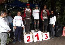 سومین مرحله لیگ دوچرخه سواری کوهستان قهرمانی شرکت سلامتیان خودرو محور