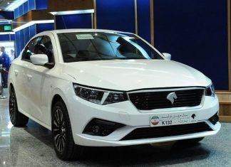 اعلام پیش فروش خودروی K۱۳۲