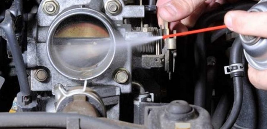 دریچه گاز ماشین