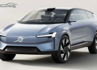 ولوو به خودروساز تمام برقی با شعاع حرکتی هزار کیلومتر تبدیل خواهد شد