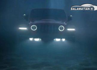 قابلیت حرکت زیر آب خودروهای برقی در آینده