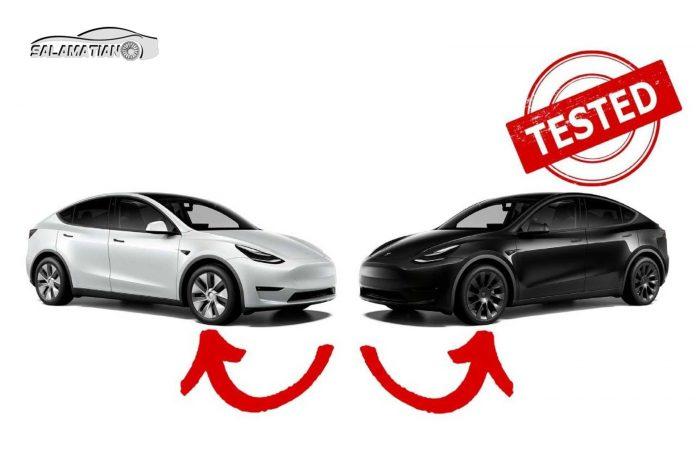 آیا سایز رینگ و چرخ روی مصرف انرژی خودروهای برقی تأثیرگذار است؟