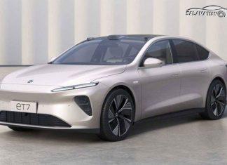 خودرو سدان چینی نیو ET7 به توان پیمایشی ۱۰۰۰ کیلومتری و ضریب درگ ۰٫۲۰۸ رسید