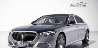 خودرو مرسدس میباخ ادیشن 100 با پیشرانه ۱۲ سیلندر معرفی شد